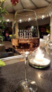Weingut Bur, Spätburgunder Weißherbst