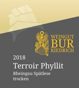 2018 Terroir Phyllit - Weingut Bur