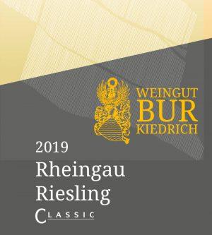 Rheingau Riesling CLASSIC 2019