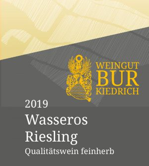 Wasseros Riesling 2019